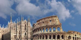 Roma e Milano