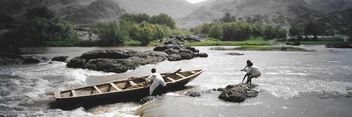 La sesta cataratta del Nilo