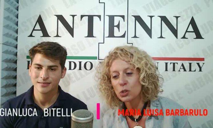 Gianluca Bitelli e la rubrica dedicata al cibo